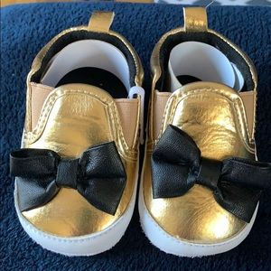 Other - Baby Girl Slip On Shoes 12-18 months